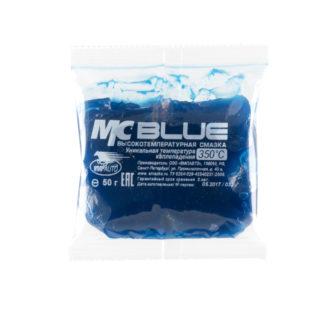 Смазка МС 1510 BLUE высокотемпературная комплексная литиевая, 80 г стик-пакет | 1303