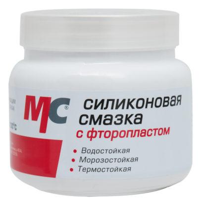 МС силиконовая смазка с фторопластом, 400 г | 2201