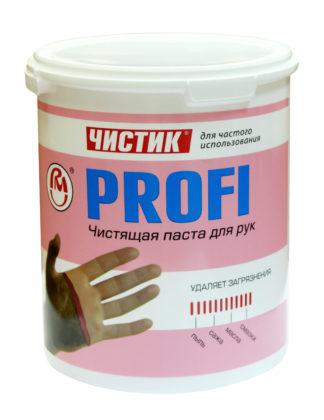 Средство для очистки рук ПРОФИ Чистик, 2кг ведро | 6303
