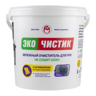 Средство для очистки рук Эко ЧИСТИК, 11 л ведро, 6802