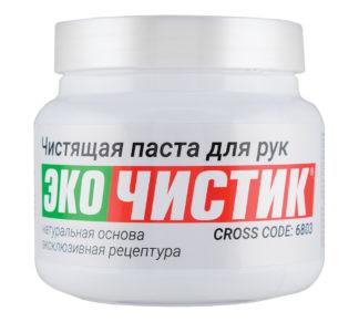 Средство для очистки рук Эко ЧИСТИК, 450 мл банка, 6803
