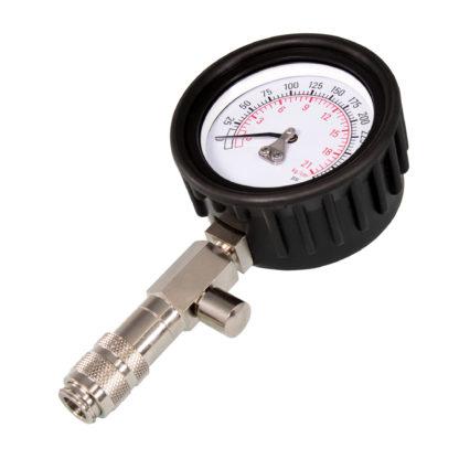 Манометр с быстросъемным соединением и сбросом давления | TVK-01003-1