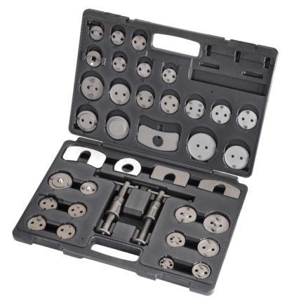 Набор для утапливания поршней тормозных цилиндров (37 шт) | TVK-03010