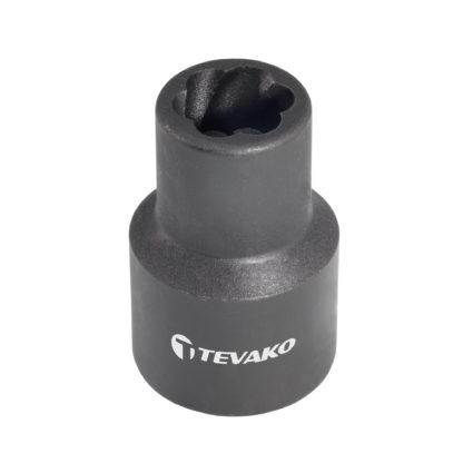 1/2″ поворотная торцевая головка 10 мм | TVK-07002-10