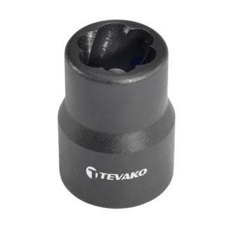 """1/2"""" поворотная торцевая головка 14 мм, TVK-07002-14"""