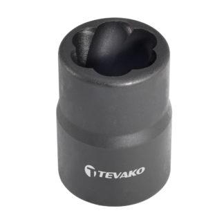 1/2″ Головка- экстрактор 6 мм | TVK-07002-16