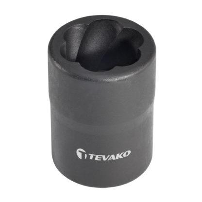 1/2″ Головка- экстрактор 17 мм | TVK-07002-17