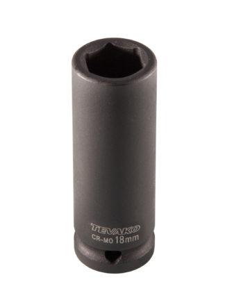 "1/2""DR. Головка ударная торцевая 18 мм, TVK-08029"
