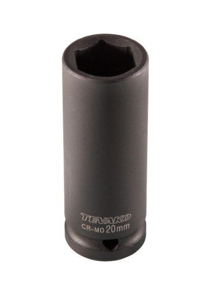 Головка торцевая ударная глубокая 20 мм, 1/2″DR.| TVK-08031
