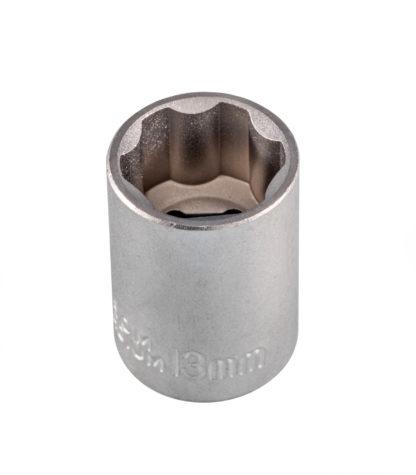 1/4″DR. Головка торцевая (Superlock) 13 мм | TVK-08058
