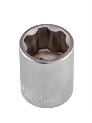 "1/4""DR. Головка торцевая (Superlock) 14 мм, TVK-08059"