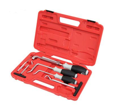Набор для демонтажа уплотнителей, сальников и подхвата мягких трубок (6 шт) | TVK-01012