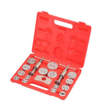 Набор инструментов для утапливания поршня тормозного цилиндра (18 предметов | TVK-03004