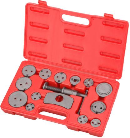 Инструмент для утапливания поршней тормозных цилиндров в наборе (15 шт) | TVK-03005