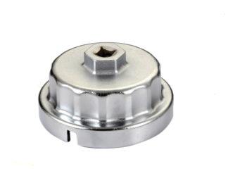 Съемник масляных фильтров Ø 64,5 мм (Toyota и Lexus 6/8 цилиндров) | TVK-06012