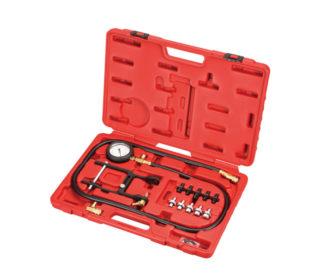Набор для измерения давления масла (13 шт) | TVK-06036