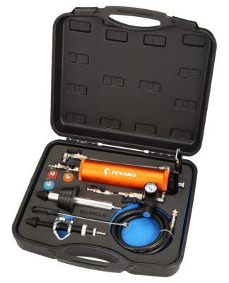 Масляный душ (устройство для продувки масляных каналов сжатым воздухом и промывки маслом) | TVK-06040