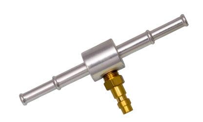 Коллектор с быстросъемным соединением 1/4″ x 5/16″ | TVK-01002-17