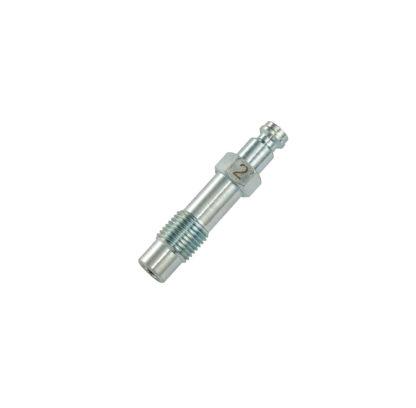 №2 свечной адаптер дизельного компрессометра | TVK-01019-02