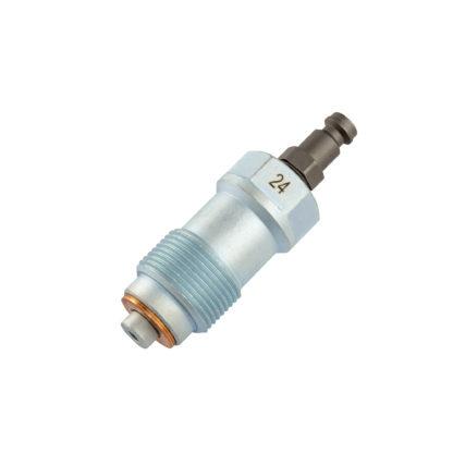 №24 адаптер инжектора дизельного компрессометра | TVK-01019-24