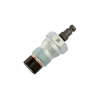 №26 адаптер инжектора дизельного компрессометра | TVK-01019-26