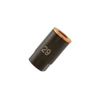 №29 адаптер инжектора дизельного компрессометра | TVK-01019-29