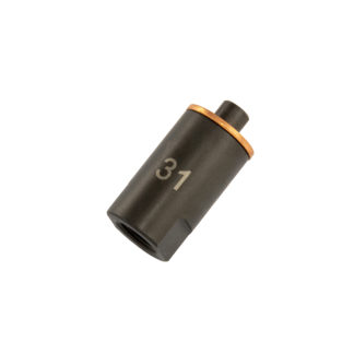 №31 адаптер инжектора дизельного компрессометра | TVK-01019-31