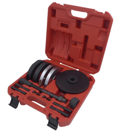 Набор инструментов для замены ступичных подшипников D=82ММ (FORD), TVK-02009