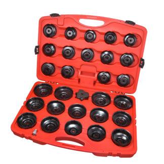Набор ключей внешних для масляного фильтра (30 шт), TVK-06010