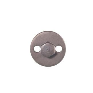 Переходник №N для утапливания поршней тормозных цилиндров (VW, Alfa Romeo, Audi, Honda) | TVK-03004-N