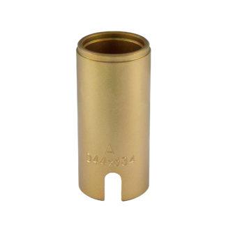 Гильза D44*d34*95L(Gold) для сайлентблоков | TVK-02004-34