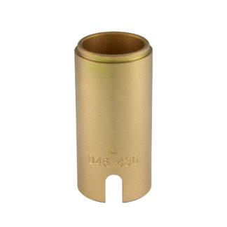 Гильза D46*d36*95L(Gold) для сайлентблоков | TVK-02004-36