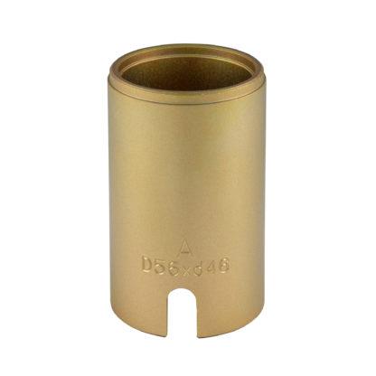 Гильза D56*d46*95L(Gold) для сайлентблоков | TVK-02004-46