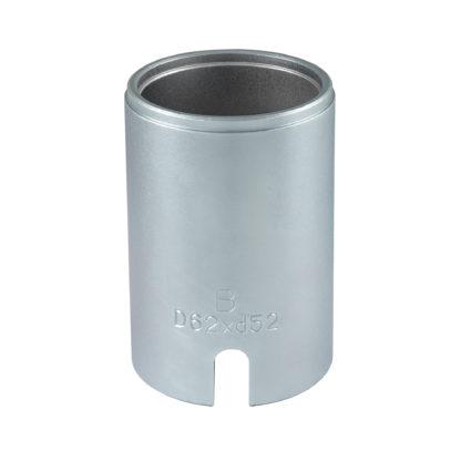 Гильза D62*d52*95L(Silver) для сайлентблоков | TVK-02004-52