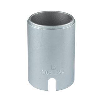 Гильза D64*d54*95L(Silver) для сайлентблоков | TVK-02004-54