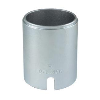 Гильза D76*d66*95L(Silver) для сайлентблоков | TVK-02004-66