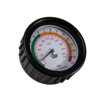 3,5» манометр для подкачки шин 15 Bar | TVK-09011-35M