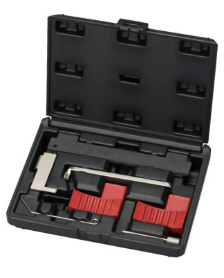 Набор фиксаторов валов и натяжного устройства приводного ремня грм (Opel) | TVK-01041