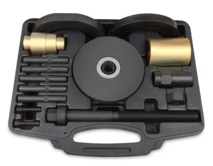 Набор инструментов для замены ступичных подшипников 90мм (Audi) | TVK-02017