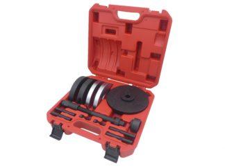 Набор инструментов для замены ступичных подшипников 85мм (VW Transporter T5, Touareg, Multivan) | TVK-02026