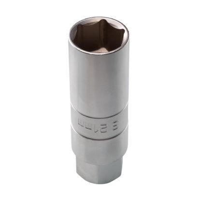 Головка для крышки амортизатора 21 мм (Audi, Chrysler, Ford, японские автомобили, Mercedes-Benz w203, Volkswagen) | TVK-05006-21
