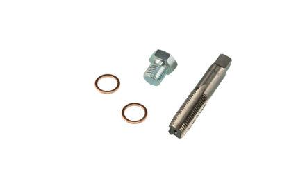 Метчик М13×1,5 + 1 ремонтная пробка + 2 шайбы | TVK-06008-M13
