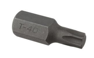 Бита 10 мм Torx T40 L30 мм, s2 | TVK-08068-4030