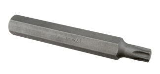 Бита 10 мм Torx T40 L75 мм, s2 | TVK-08068-4075