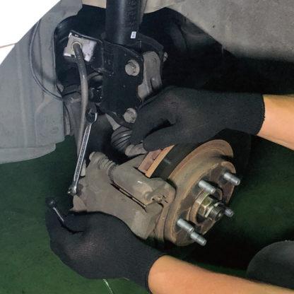 Пневматическое устройство для откачивания тормозной жидкости   TVK-03020