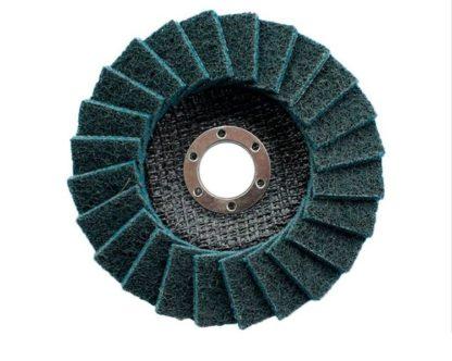 Круг лепестковый торцевой для ручной шлифовальной машинки 125*22 P 120