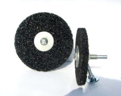 Абразивный диск для удаления старого ЛКМ ORIENTCRAFT со шпинделем