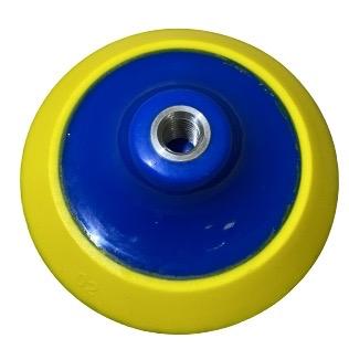 Пластиковый диск-подошва под липучку диаметр 125мм ORIENTCRAFT