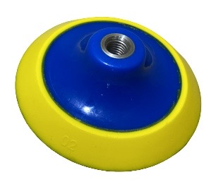 Пластиковый диск-подошва под липучку диаметр 150 мм ORIENTCRAFT