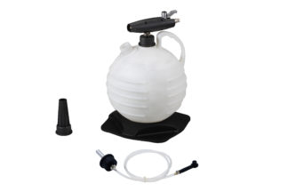 Пневматическое устройство для откачивания тормозной жидкости | TVK-03020